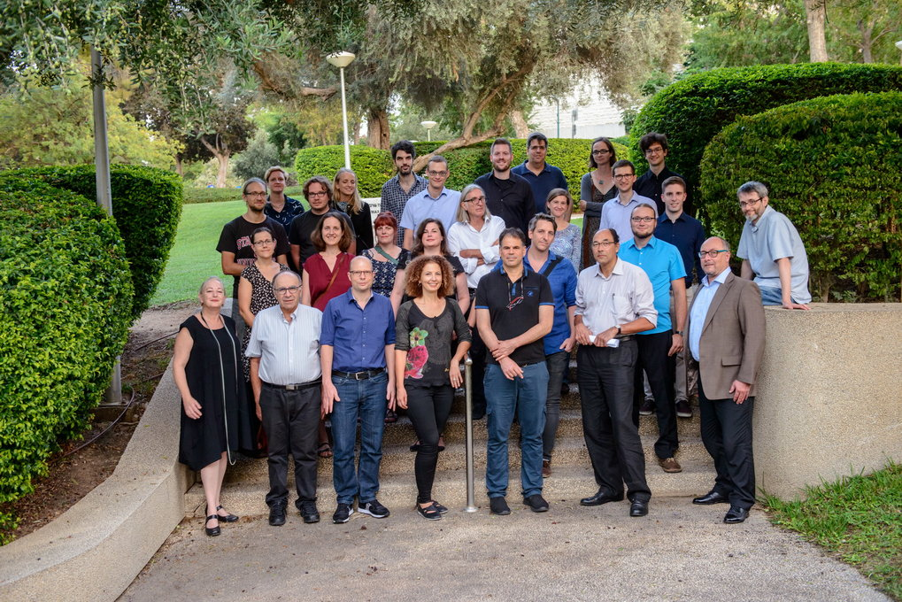 Minerva Meeting at the Weizmann Institute of Science